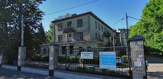 Городская поликлиника невьянска